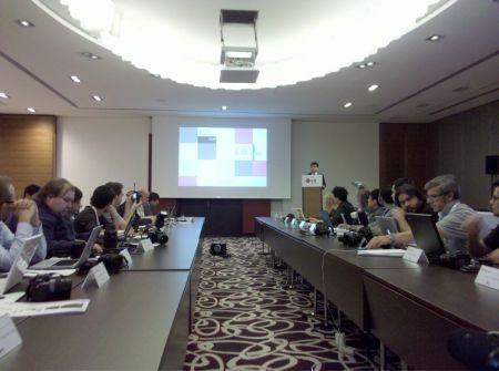 IFA 2010 con LG e il Blogger Forum 2010