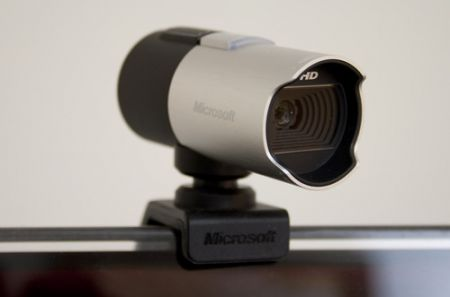 Webcam Microsoft LifeCam, la più intelligente?