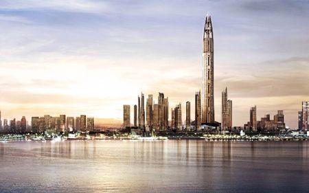 Il grattacielo Nakheel Tower da 1400 metri
