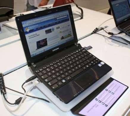 Netbook Samsung N350 naviga al massimo con il 4G