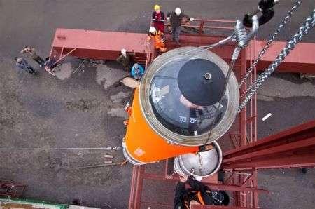 Danimarca pronta a lanciare un coraggioso nello spazio