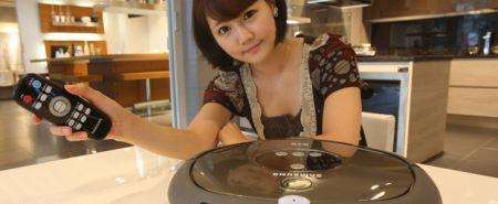 Robot Aspirapolvere Samsung diventa anche videosorvegliante