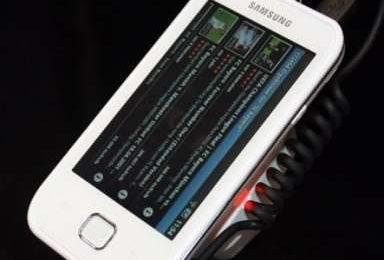 Samsung Galaxy Play 50: un ottimo lettore mp4… con Android!