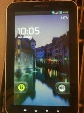 Samsung Galaxy Tab uscirà anche su 3 Italia