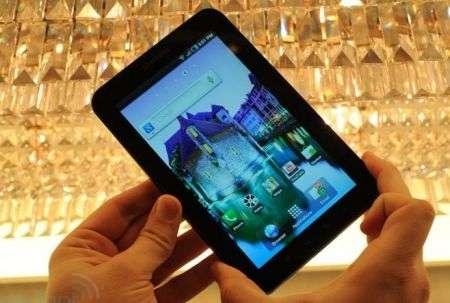 Samsung Galaxy Tab: ufficiale il fantastico tablet Android