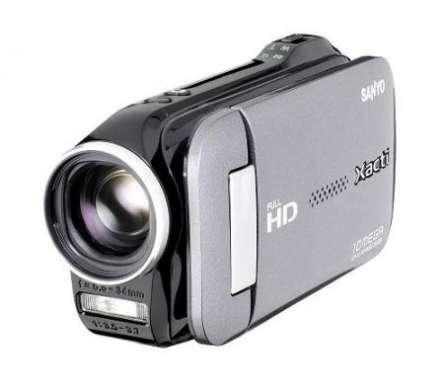 Le nuove videocamere Sanyo Xacti: ideali per l'outdoor e l'online!