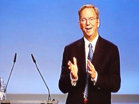 La Google TV debutterà in Autunno, parola di Schmidt