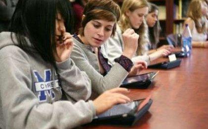 Ritorno a Scuola hitech: iPad, zaini solari e appunti digitali