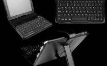 Custodia e Tastiera per iPad: unelegante soluzione