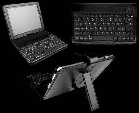 Custodia e Tastiera per iPad: un'elegante soluzione