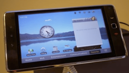 Huawei Ideos S7: l'ennesimo tablet dell'IFA 2010
