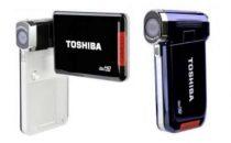 Toshiba Camileo: due nuove videocamere pronte alluso