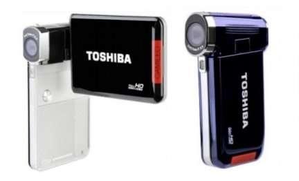 Toshiba Camileo: due nuove videocamere pronte all'uso