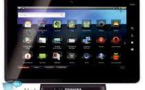 Toshiba Folio con Android, la risposta a iPad e Galaxy Tab