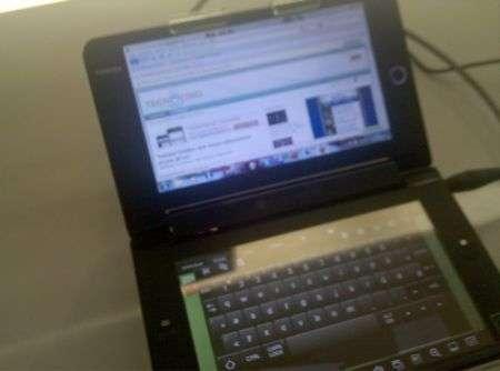 Toshiba Libretto: la nostra veloce prova all'IFA 2010
