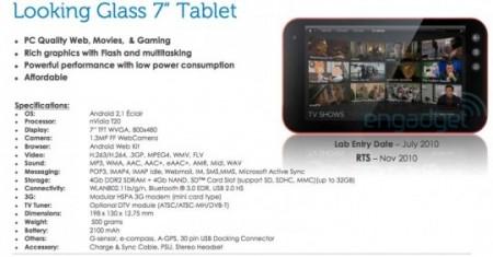 Tablet Dell: il 7″ a breve, il 10″ nel 2011