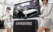3DTV senza occhialini non prima di 5-10 anni secondo Samsung