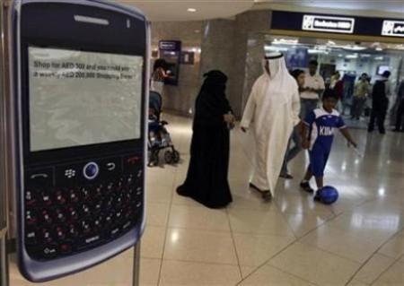 """Blackberry nuovamente """"legali"""" negli Emirati Arabi"""