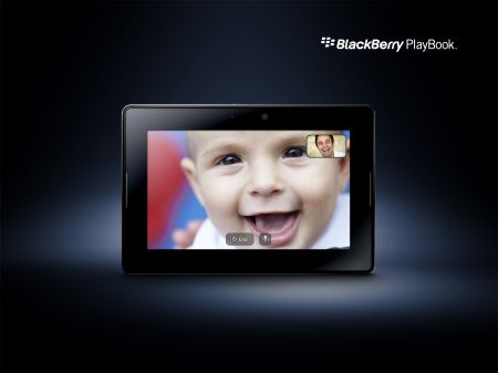 blackberry playbook rim tablet