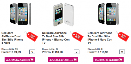 cloni iphone 4