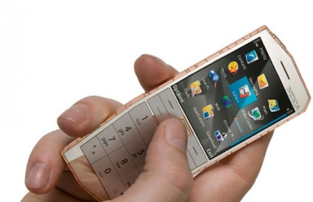 Nokia E-Cu: il cellulare che si ricarica a calore