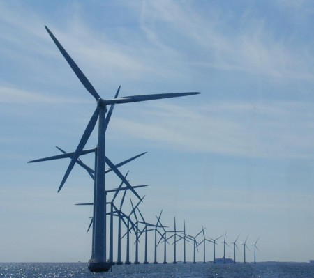 Google punta sull'energia eolica e prepara un mega condotto subacqueo