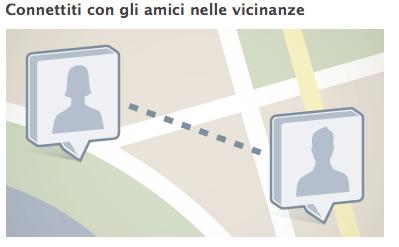 facebook luoghi amici
