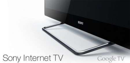 Google TV i prezzi dei modelli Sony