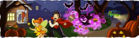 Halloween 2010: Google festeggia con Scooby Doo