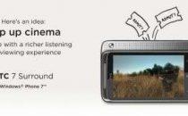 HTC Surround: lo smartphone con suono Dolby