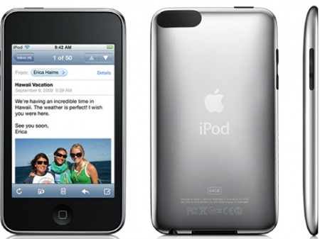 iPod Touch 3rd generation.