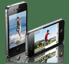 iphone 4 hd