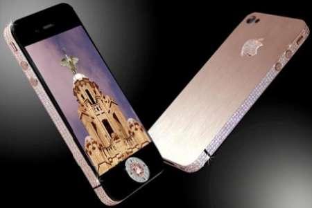 iPhone 4 in platino e diamanti, il più caro al mondo!