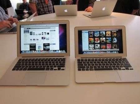 I nuovi Macbook Air da 11.6 e 13.3 pollici: prezzi italiani