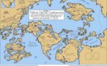 La mappa del web: geografia dei social network, blog e community