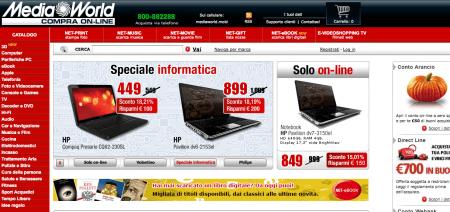 Mediaworld Online: le migliori offerte dello store online