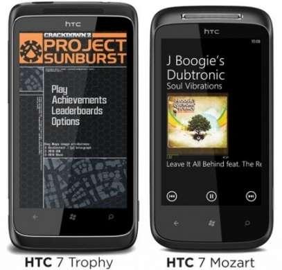 I nuovi smartphone con Windows Phone 7, il riepilogo