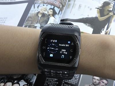 orologio cellulare