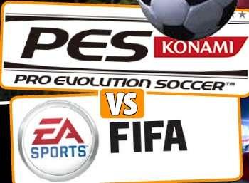 PES 2011 vs FIFA 11 qual è il migliore gioco di calcio?