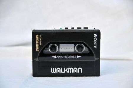 Sony ritira dal commercio Walkman a cassetta, dopo 30 anni