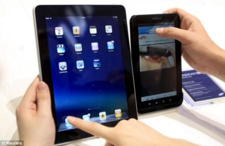Tablet: saranno 55 milioni nel 2011