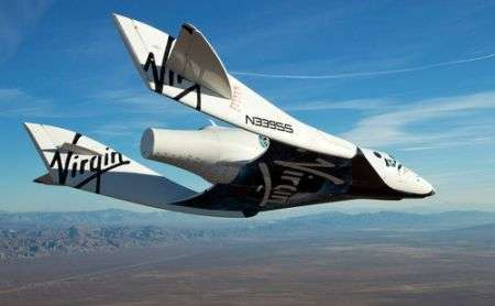 Virgin Galactic Enterprise: primo volo con pilota umano, foto e video!