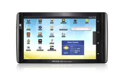 ARCHOS 101 ANDROID TABLET