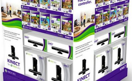 Kinect batte iPad: 2.5 milioni venduti in 25 giorni