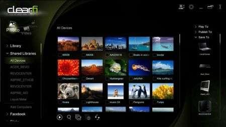 Acer Alive e Clear.fi: i nuovi servizi online per multimedialità e condivisione