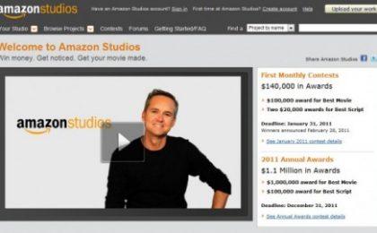 Amazon Studios: la web-tv per il talent scouting online di film-maker
