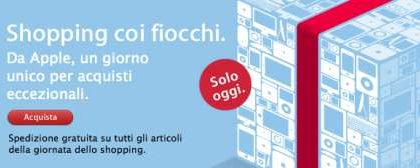 Apple Store Black Friday 2010: sconti su Mac, iPad, iPod… approfittatene!