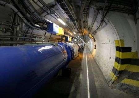 LHC del Cern riproduce la temperatura del Big Bang