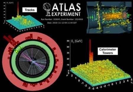 Cern: LHC ricrea la materia primordiale