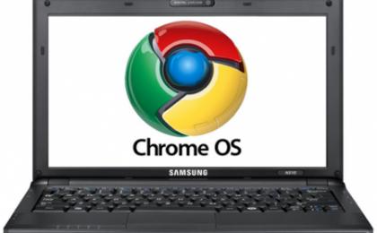 Google Chrome OS su un netbook già questo mese?